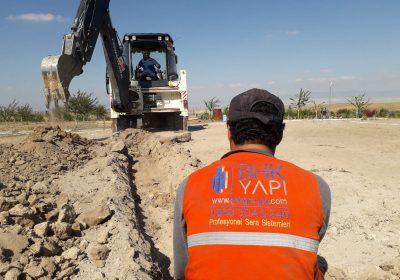 Azerbaycan 10 Hektar Topraksız Sera